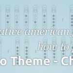 """How to Play """"Halo Theme Choir"""" on Native American Flute"""