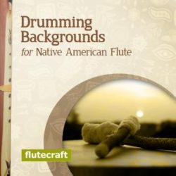 Drumming for Native American Flute