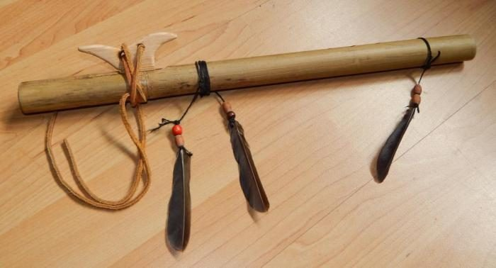 Bamboo Native American Flute