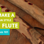 How to Make Branch Flute – Part 2: Branches 101