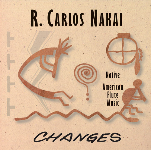 Carlos Nakai - Changes